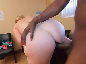 Domineer Light-complexioned MILF Interracial